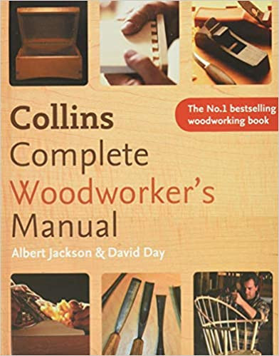 Collins Complete Woodworkers Manual